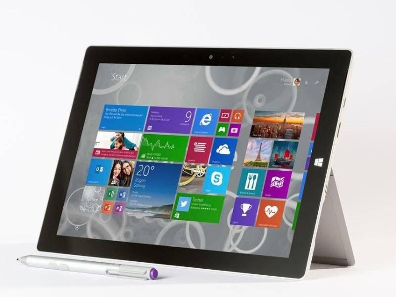 Surface Pro 3 Nachfolger