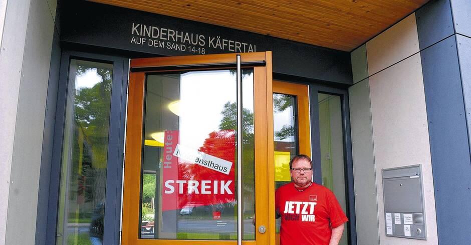 Kita Streik Mannheim