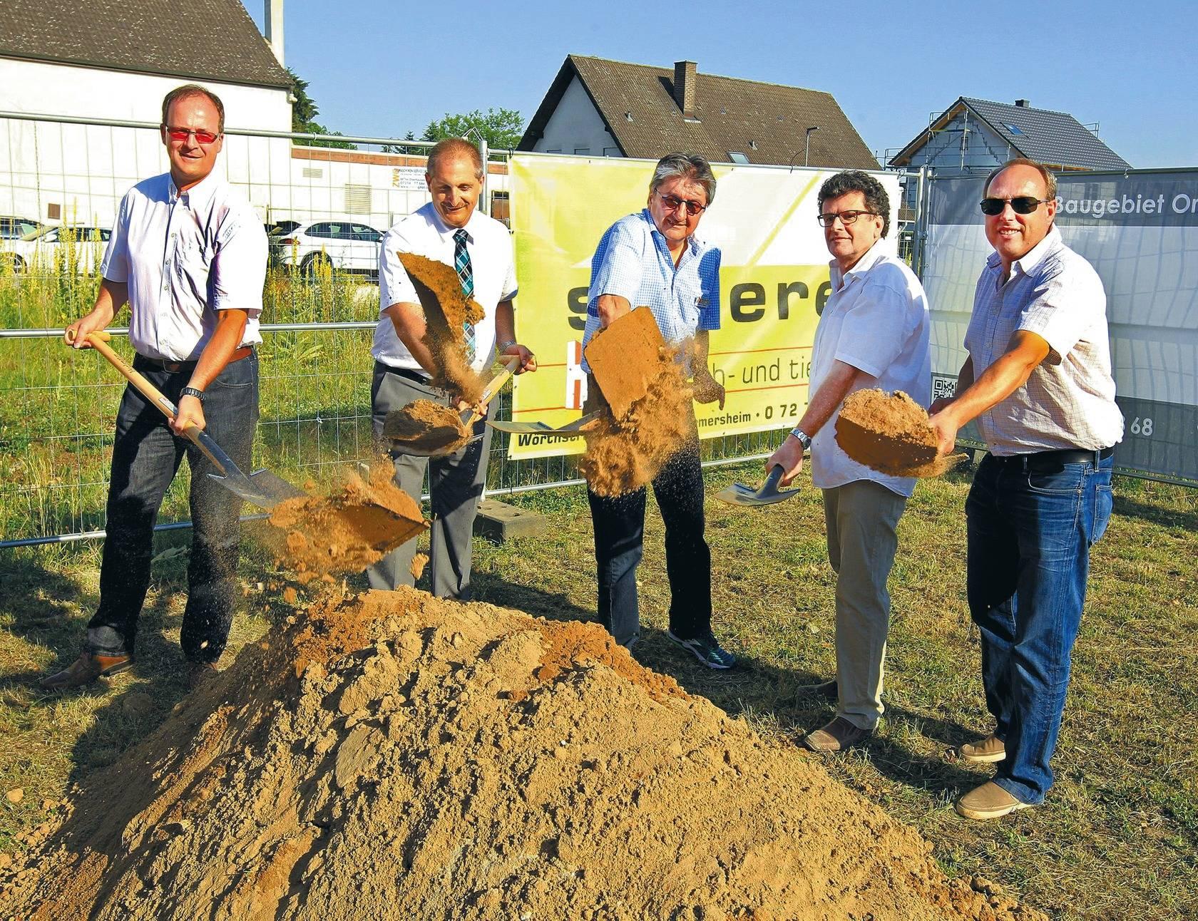 Architekt Speyer neulußheim startschuss für die größte einzelinvestition der