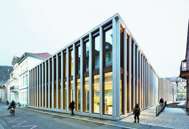 Architekten Heidelberg hugo häring architektur preis in heidelberg verliehen nachrichten