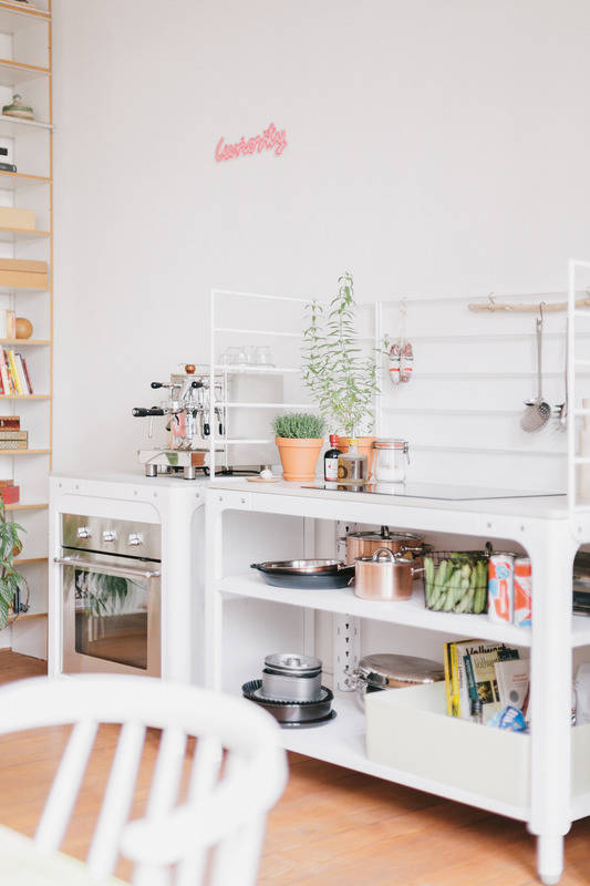 Küche to go Mit neuen Konzeptmodellen lässt sich leicht