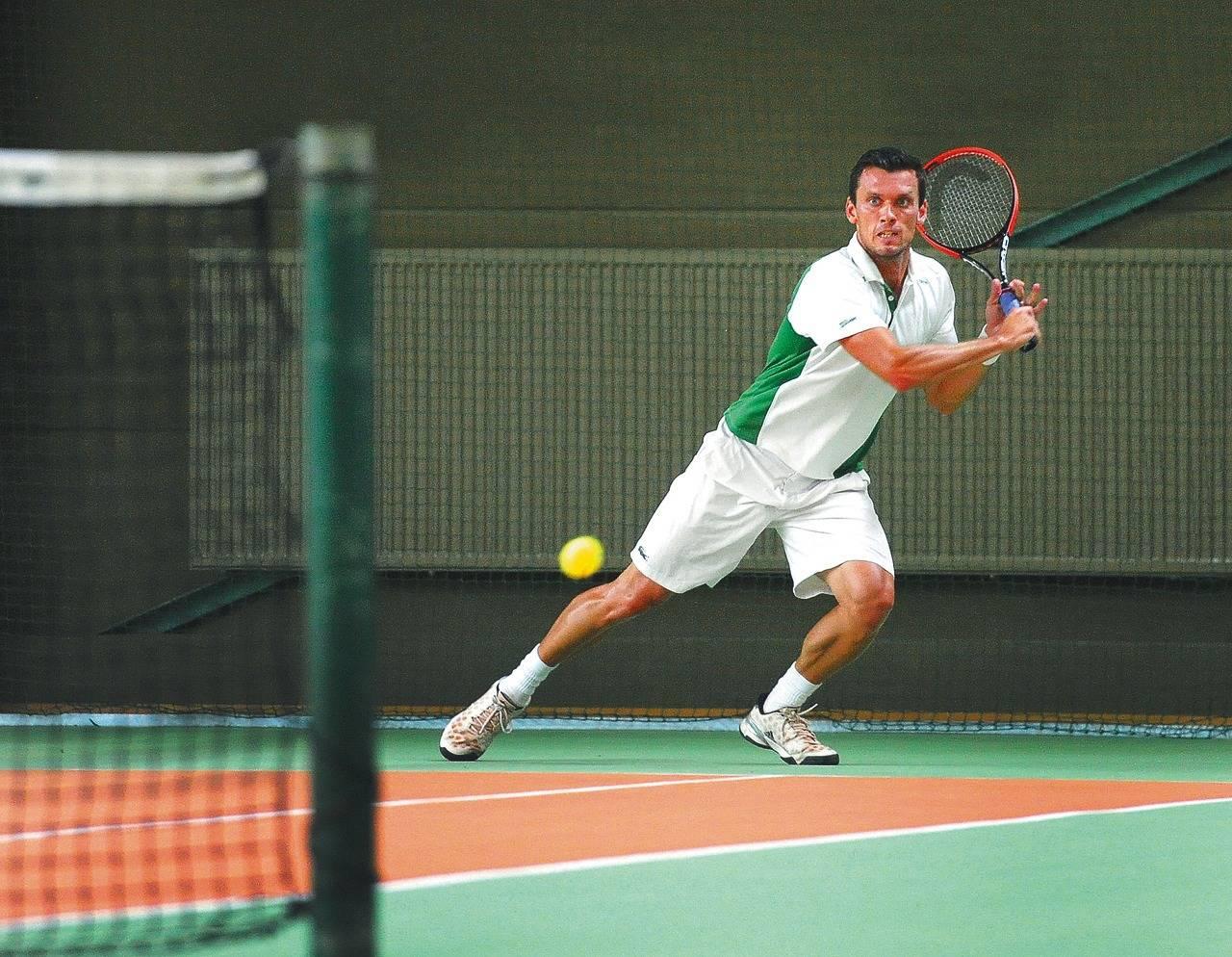tennis bundesliga ein perfekter abschluss f r gr n weiss mannheim regionalsport rhein. Black Bedroom Furniture Sets. Home Design Ideas
