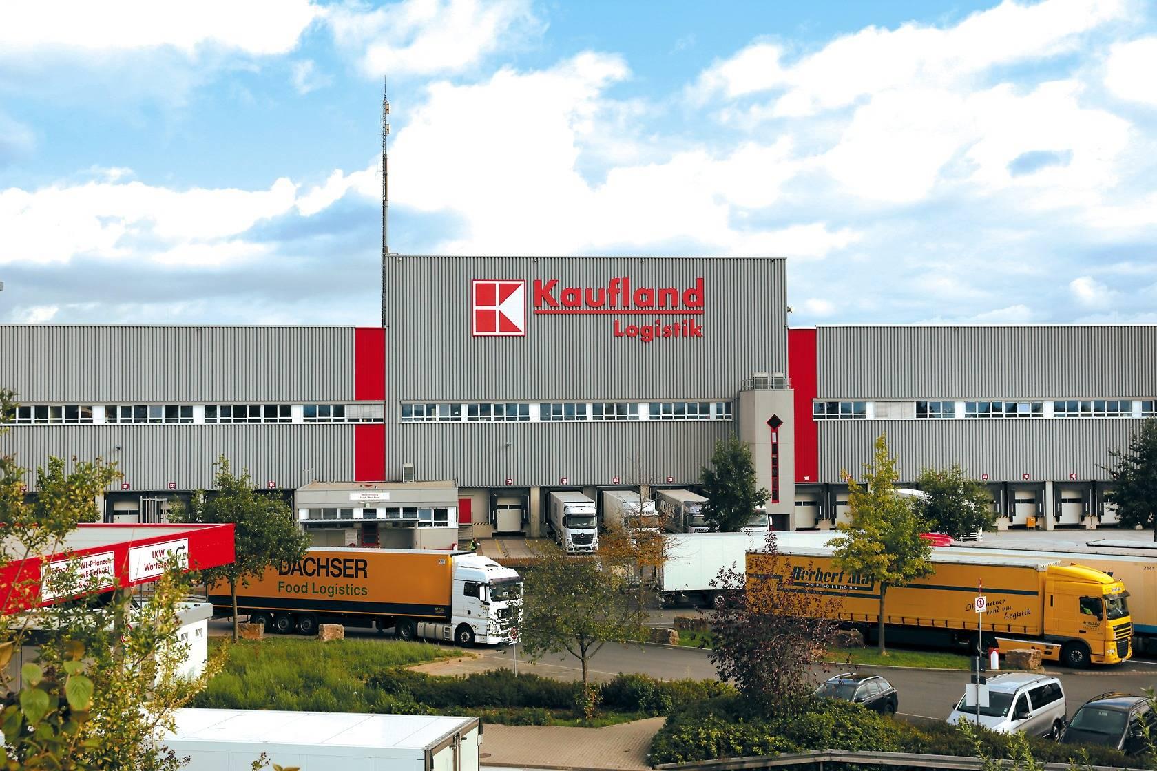 Kaufland Erweitert Logistikzentrum In Mu00f6ckmu00fchl - Wirtschaft Regional - Rhein Neckar Zeitung