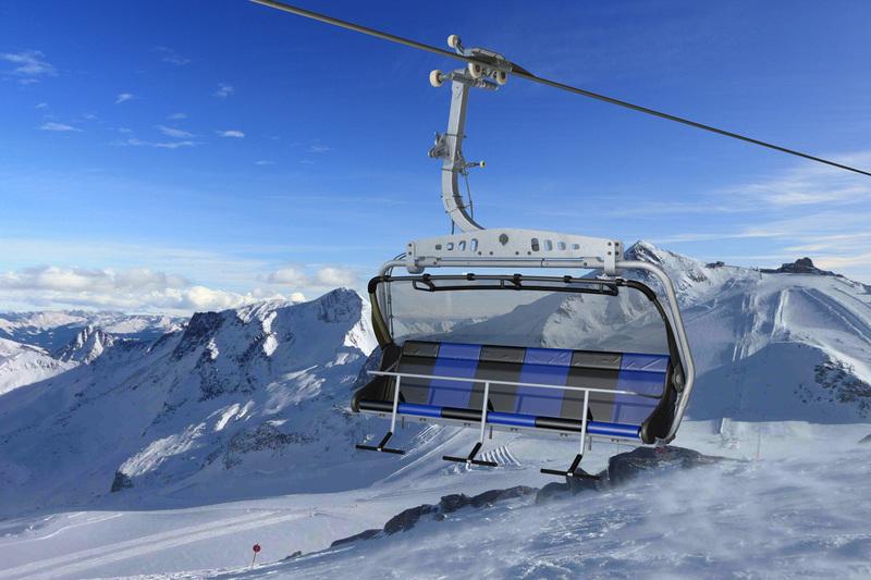 Von Gletscherjets Und Design Gondeln Neues Aus Den Alpen