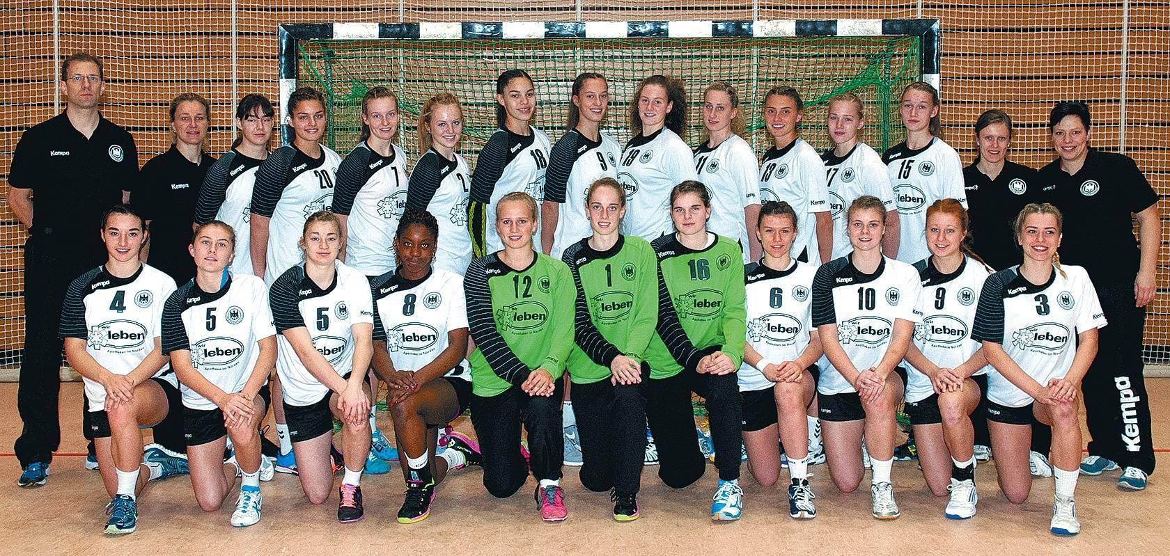 handball nationalmannschaft torhüter
