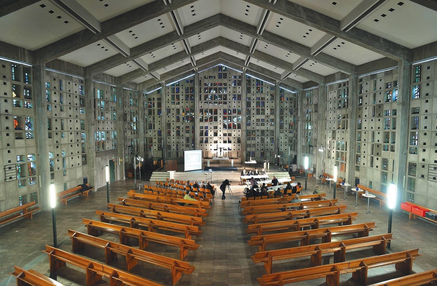 Wie soll die mannheimer trinitatiskirche in zukunft - Architekt mannheim ...