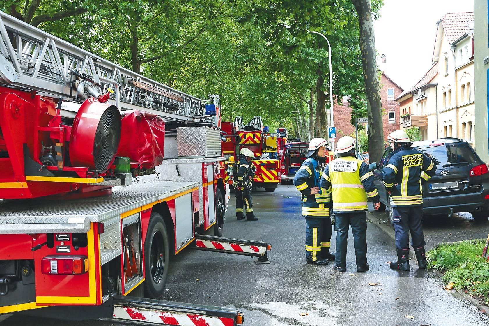 In Heilbronn Waren Wieder Rettungswege Blockiert Südwest Rnz