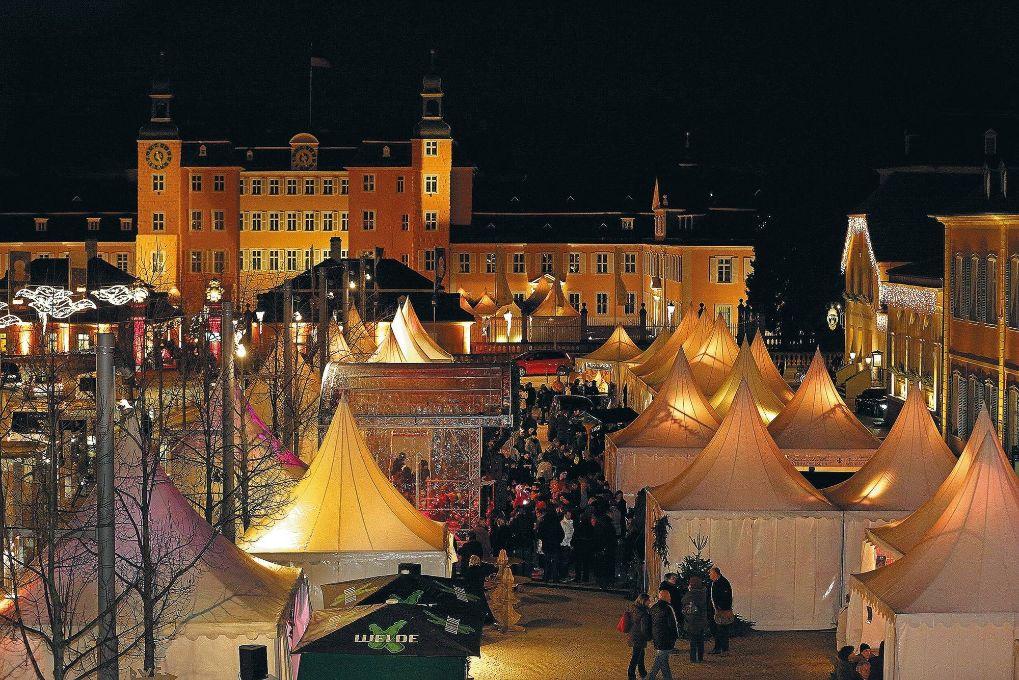 Weihnachtsmarkt Schwetzingen.Schwetzinger Weihnachtsmarkt Nur Noch 20 Tage Bis Zum Start