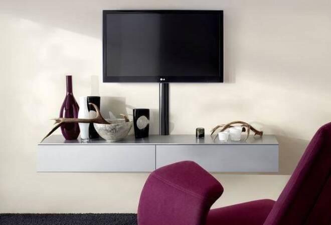 Fernseher Verstecken vermeiden verstecken verschönern schluss mit dem kabelsalat