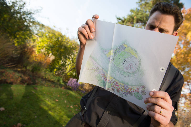 Mein Sch Ner Garten Das Grundst Ck Planen Und Gestalten