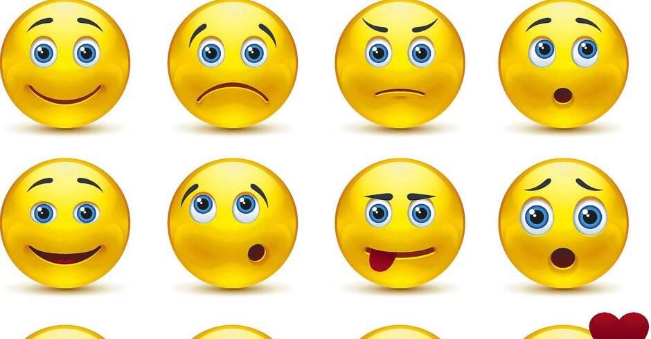 Smileys Sonderzeichen