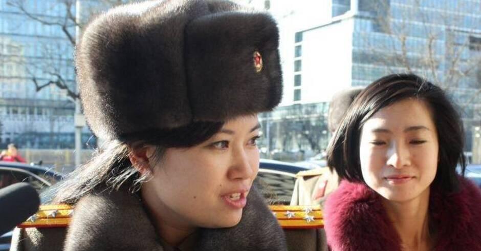nackt nordkoreanischen madchen