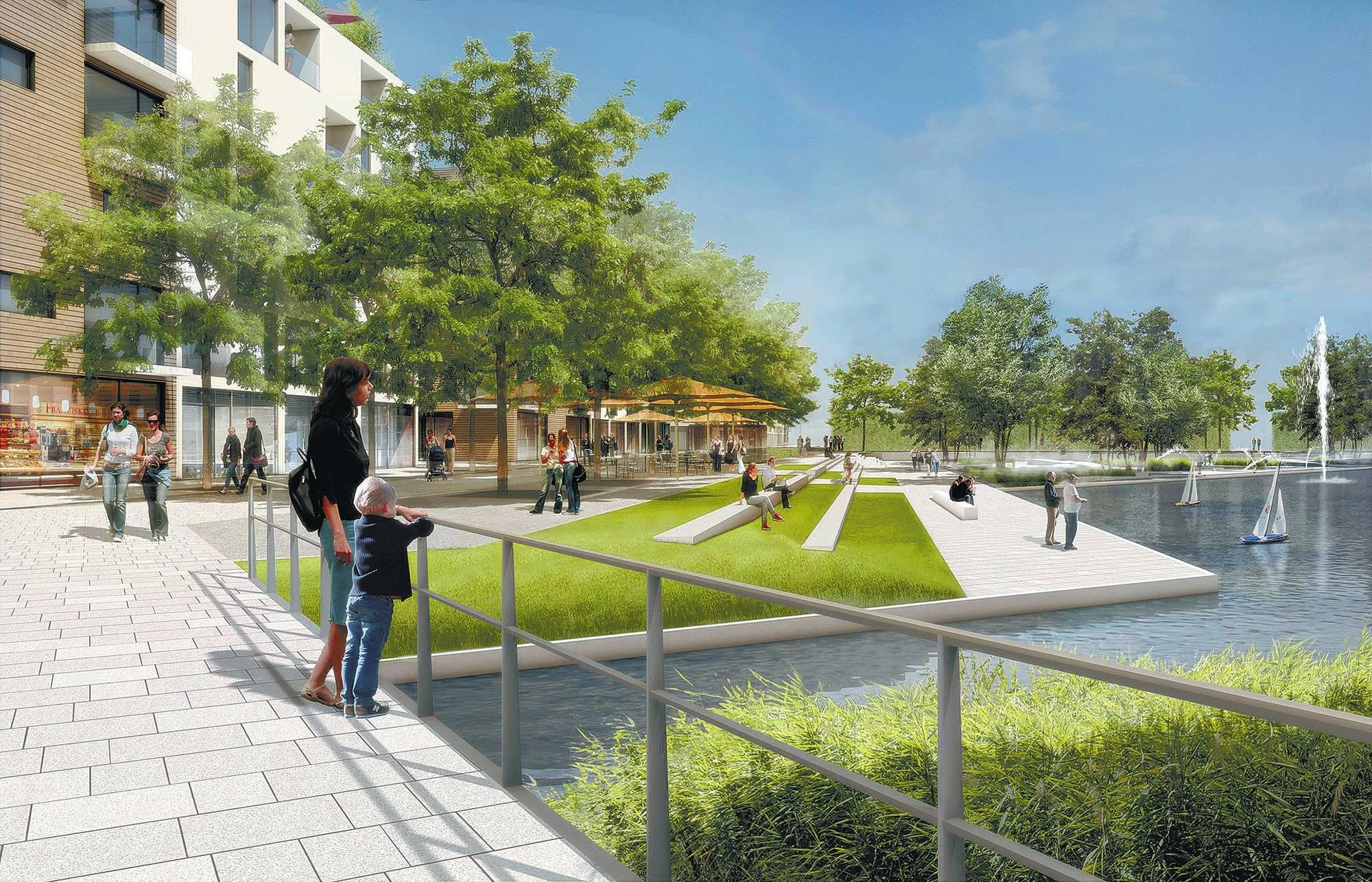 bundesgartenschau in heilbronn l uft es viel besser als. Black Bedroom Furniture Sets. Home Design Ideas