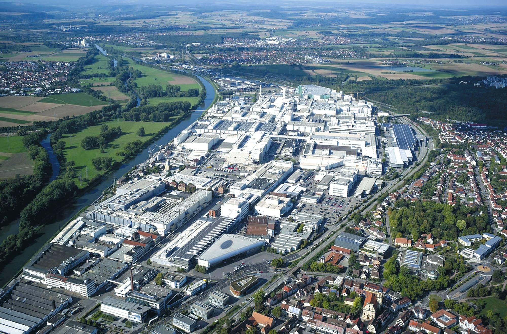 Ins Audi Werk In Neckarsulm Soll Ein Dreistelliger