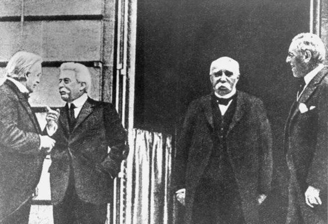 Der Misslungene Frieden Versailles Und Die Folgen Der I