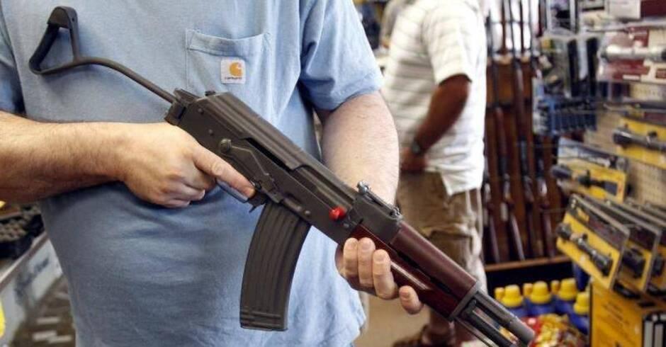 heftige reaktionen auf obamas schusswaffen pl ne ausland rhein neckar zeitung. Black Bedroom Furniture Sets. Home Design Ideas