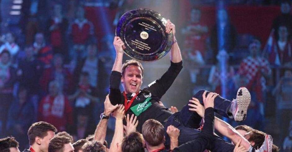 sigurdsson handball trainer