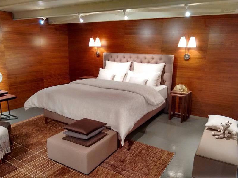 das zweite wohnzimmer: das schlafzimmer wird aufenthaltsraum, Wohnzimmer