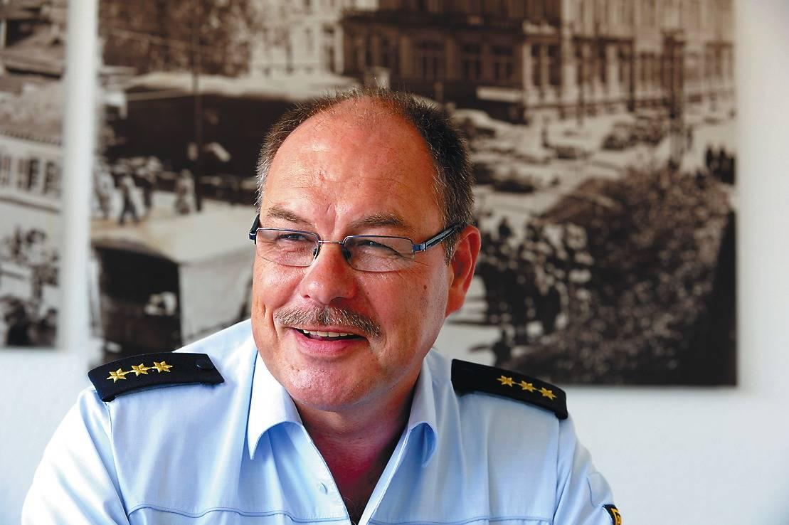 Oberster Verkehrspolizist: Polizeipräsidium schikaniert die ...