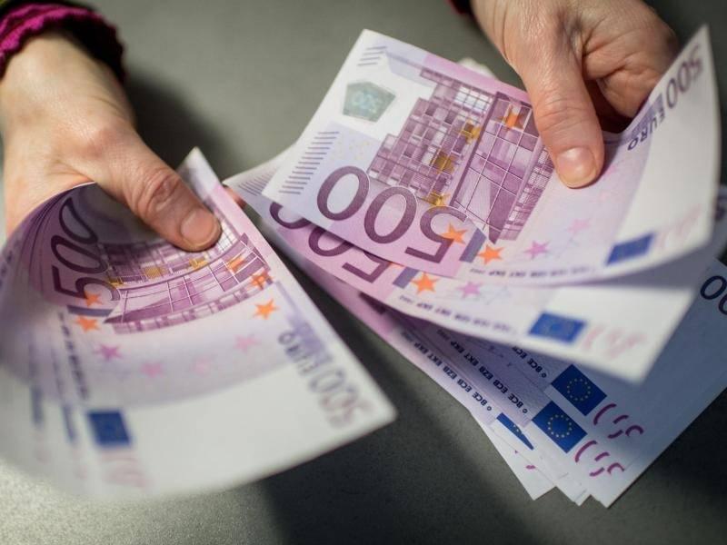 Nimmt Aldi 500 Euro Scheine