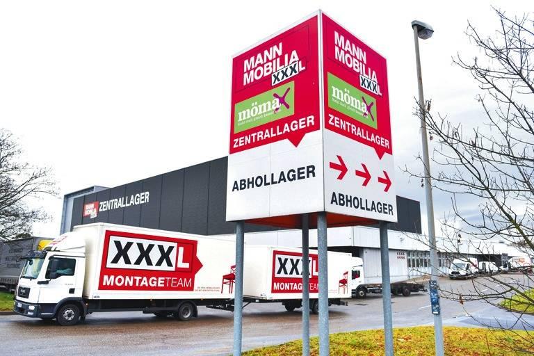Xxxl Mann Mobilia Zahl Der Freigestellten Sinkt Wirtschaft