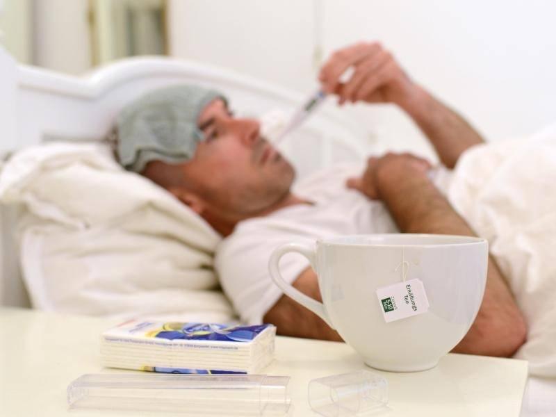 grippef lle in deutschland h ufen sich derzeit panorama rhein neckar zeitung. Black Bedroom Furniture Sets. Home Design Ideas