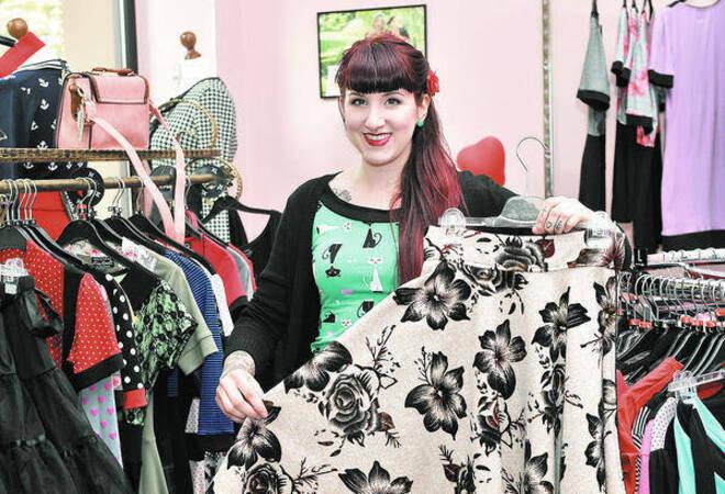 Das Mode Label Miss Lovett Am Liebsten Mit Schleifchen