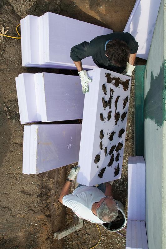 Aussenwande Nachtraglich Dammen Die Materialien Im Uberblick Haus