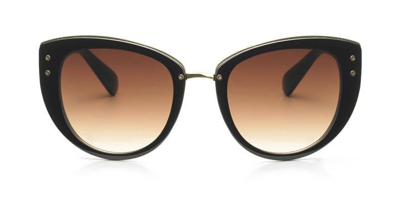 Auffällig, bunt und verspielt Die Sonnenbrillen Trends