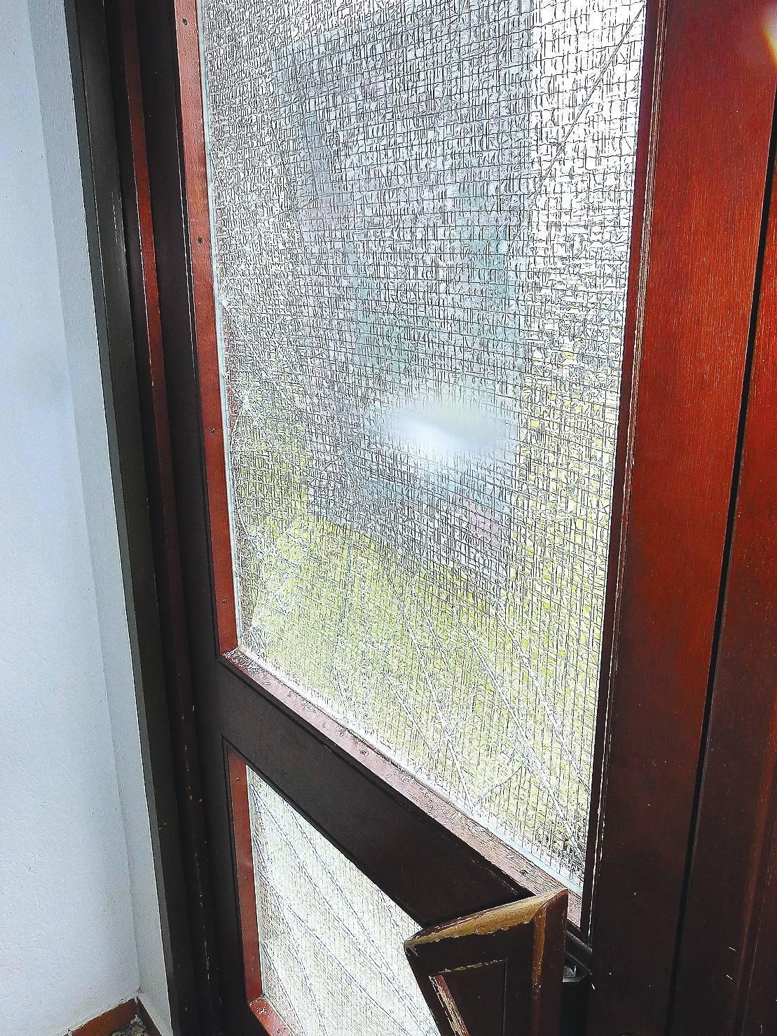 Ungewöhnlich Drahtverstärktes Glas Für Türen Fotos - Schaltplan ...