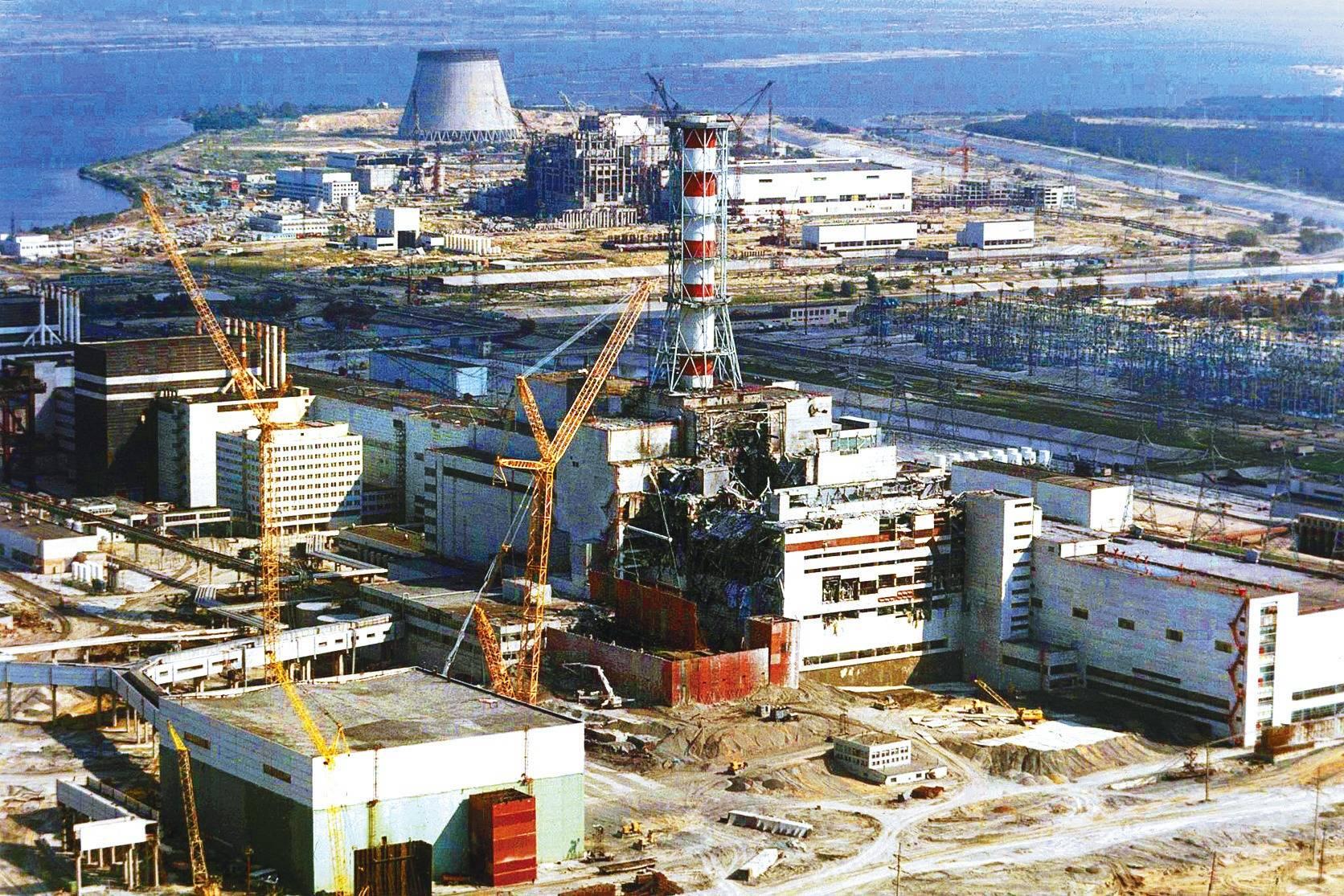Tschernobyl Katastrophe