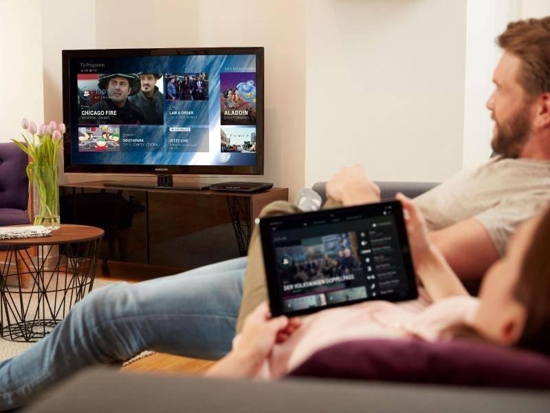 telekom erneuert internet fernsehen entertaintv rhein neckar zeitung regionalnachrichten. Black Bedroom Furniture Sets. Home Design Ideas