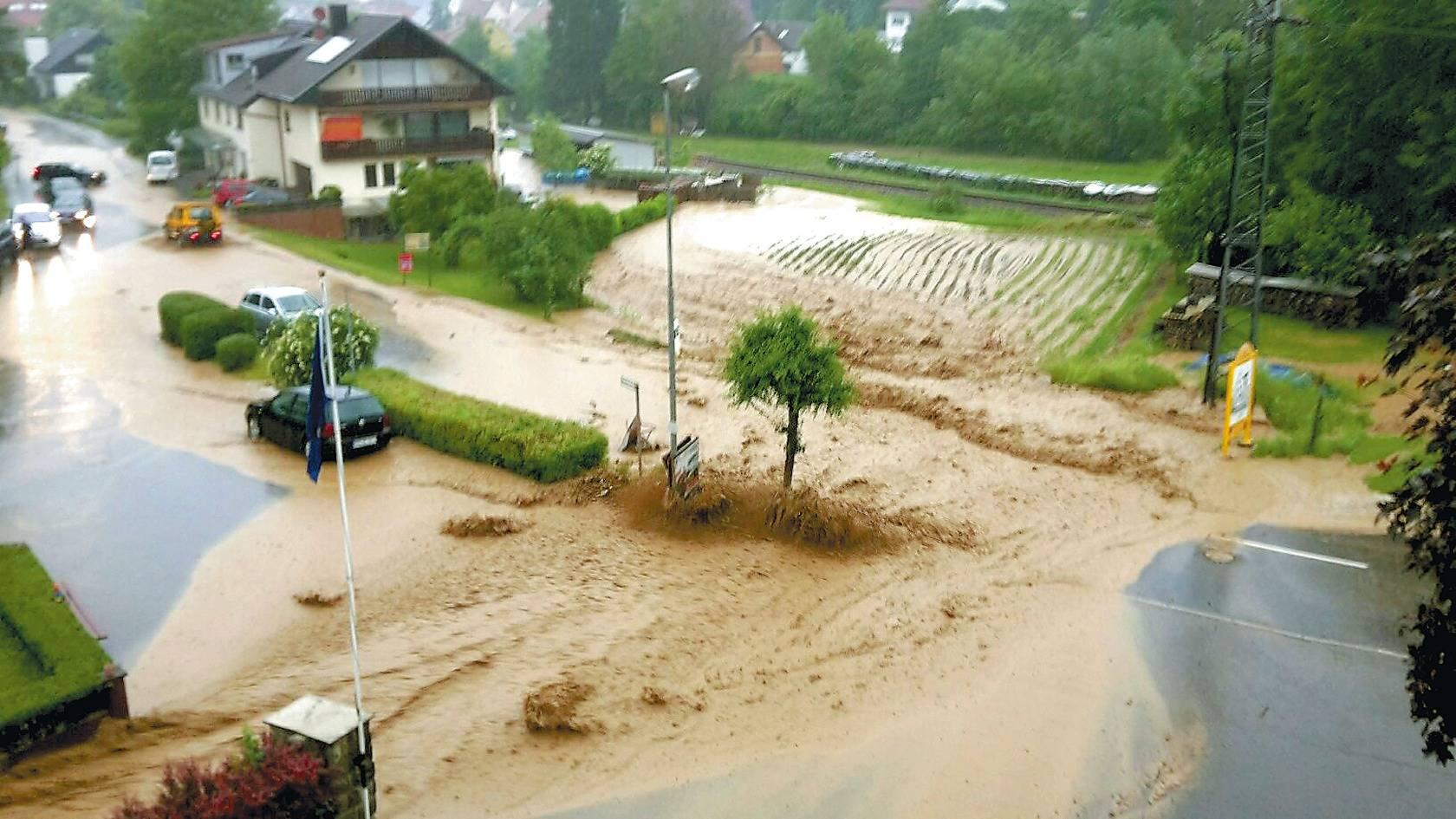 Unwetter Heidelberg Heute