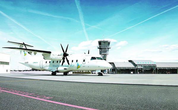 Flugplan Mannheim