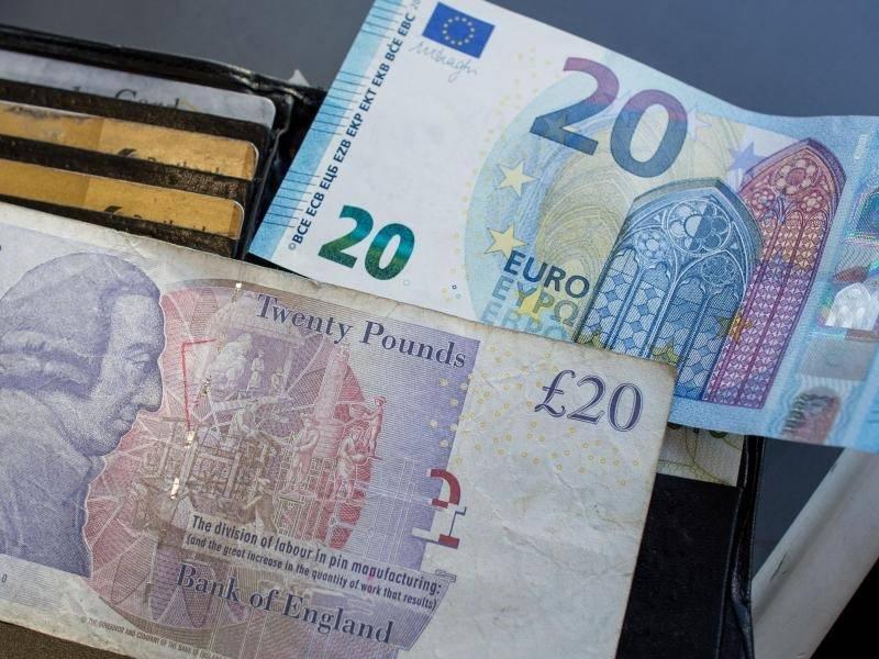 Euro Und Pfund Profitieren Von Schwindender Brexit Angst