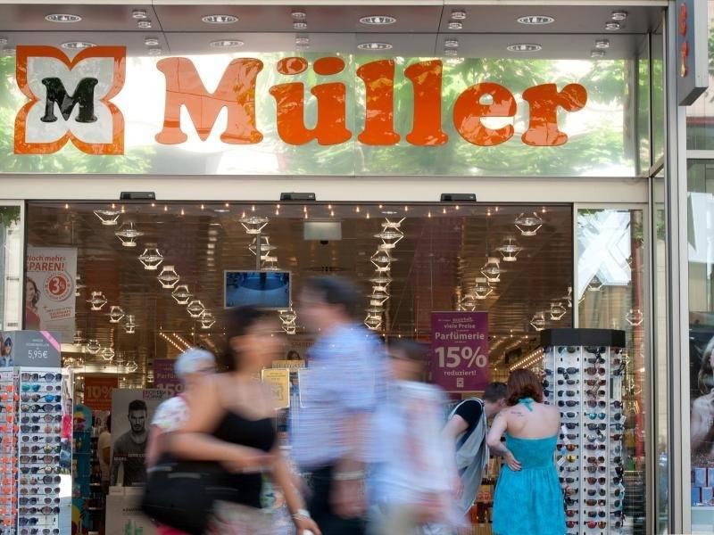 Müller drogeriemarkt essen