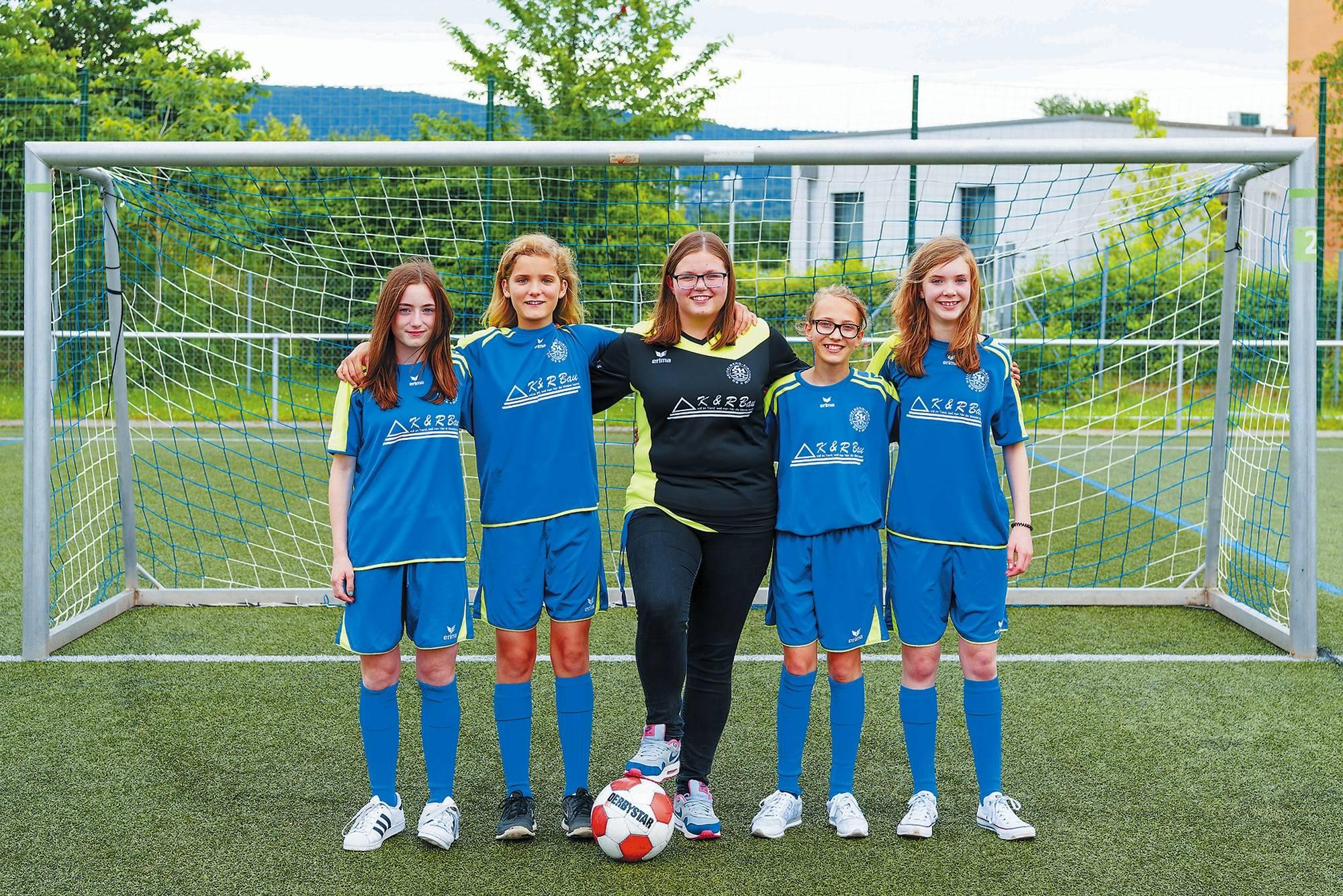 Wir Kicken Na Und Fussballerinnen Und Ihr Kampf Um