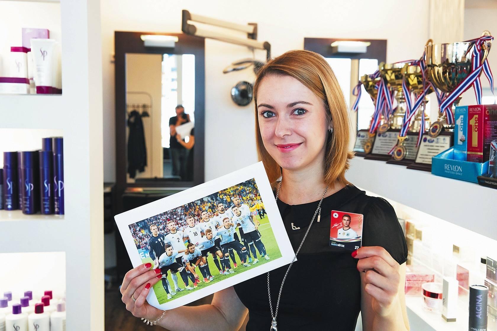 Weinheimer Friseurmeisterin Bewertet Frisuren Der Fussball