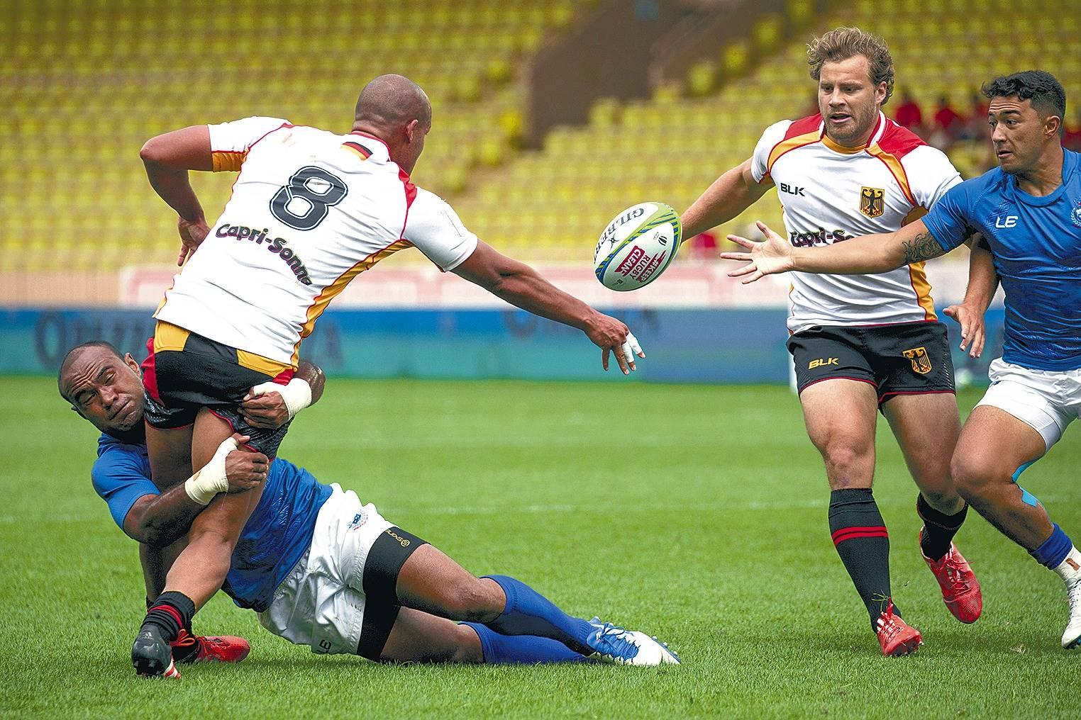 Geschwindigkeit in der Nähe von Rugby