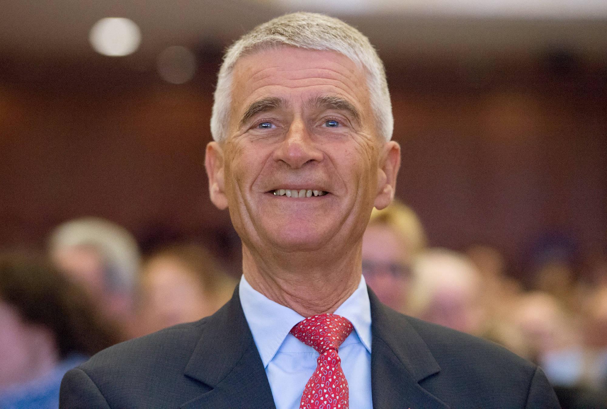 Ex Basf Chef Jurgen Hambrecht Wird 70 Jahre Alt Wirtschaft Regional Rnz