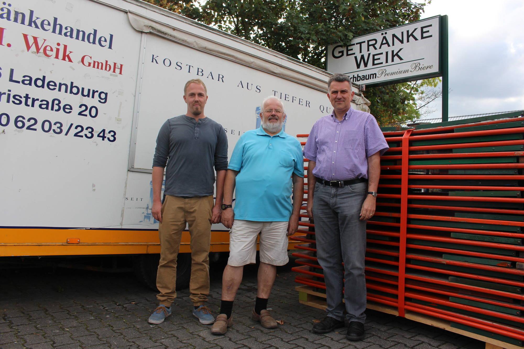 Das Sterben der Traditionsbetriebe in Ladenburg - Bergstraße - Rhein ...