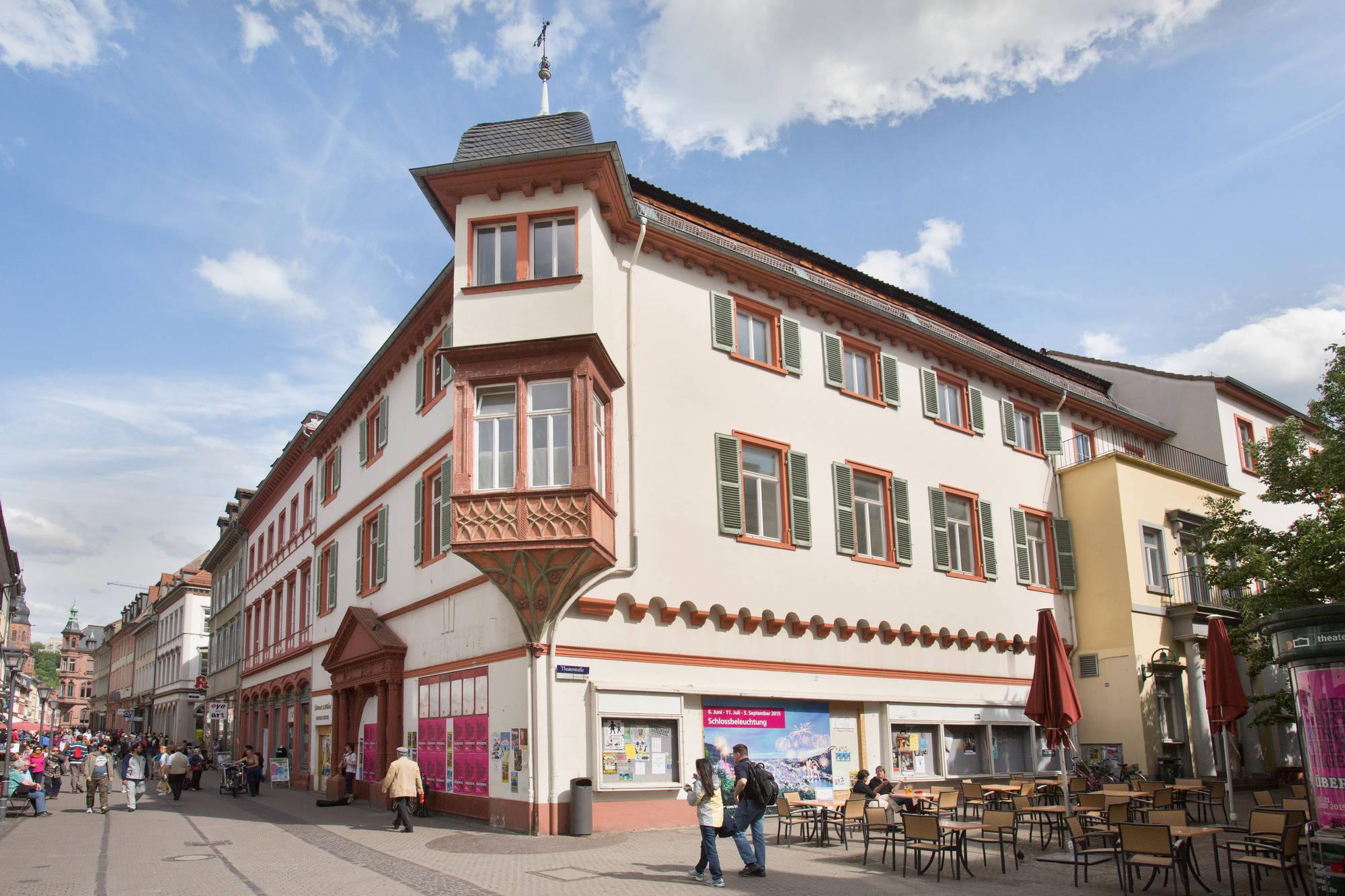 Heidelberg Lux Kino