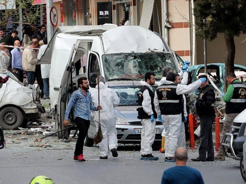 Istanbul Atatürk Anschlag