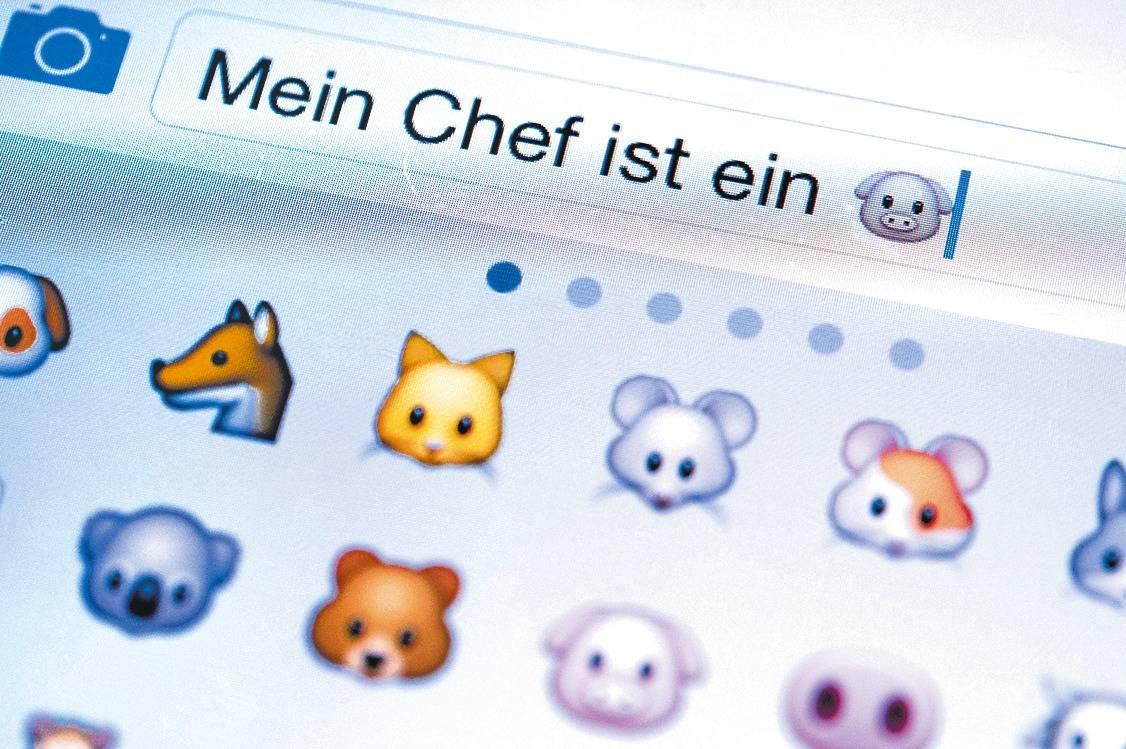 Abmahnung Wegen Beleidigender Emoticons Ausbildung Beruf Rhein