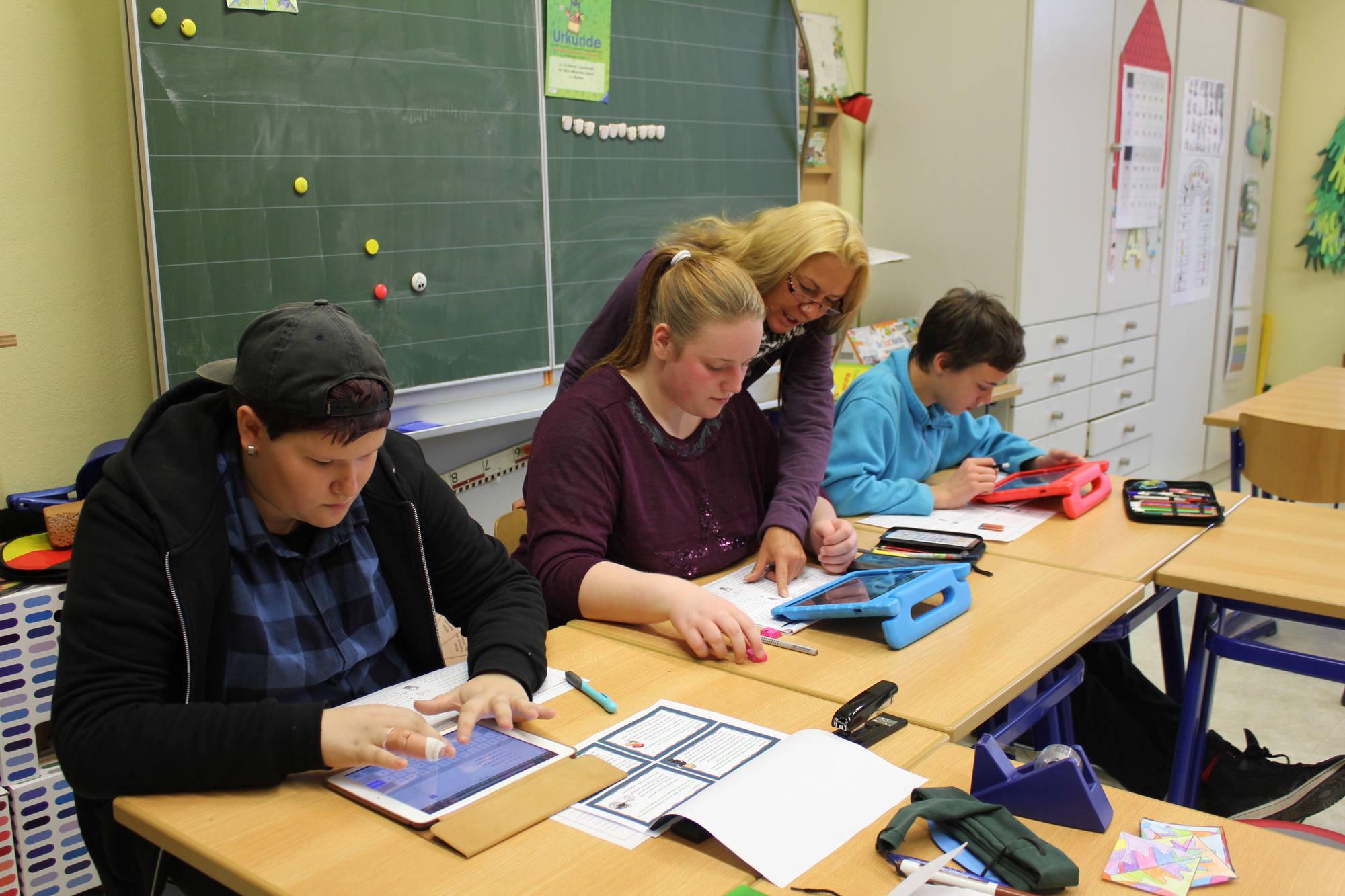 Alois-Wißmann-Schule in Buchen setzt auf Tabletcomputer - Buchen ...