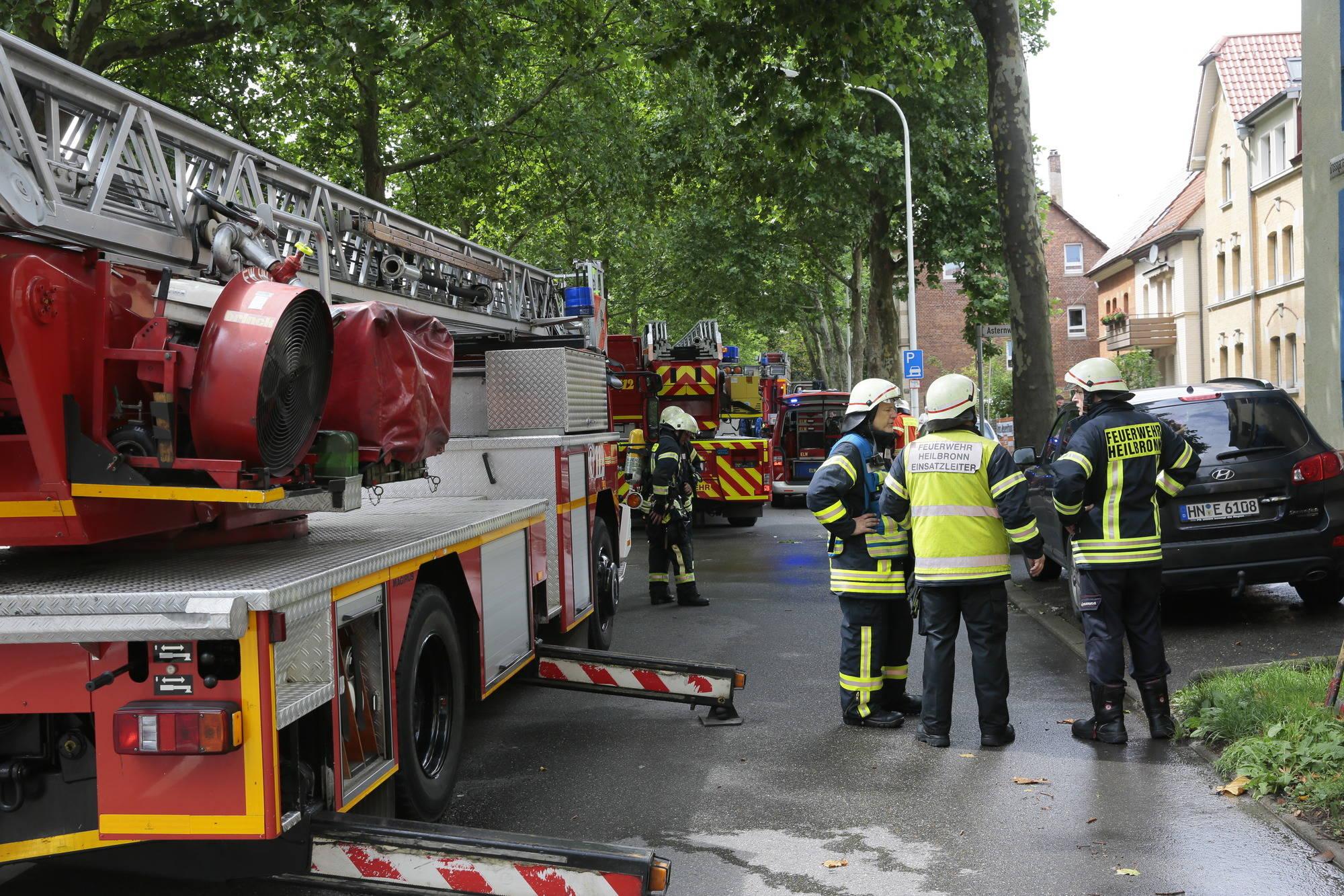 In Der Heilbronner Innenstadt Sind Die Rettungswege Oft