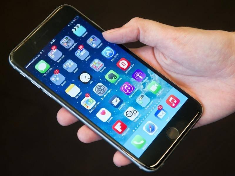 apple gibt reparatur rabatt in streit um iphone displays computer web rhein neckar zeitung. Black Bedroom Furniture Sets. Home Design Ideas