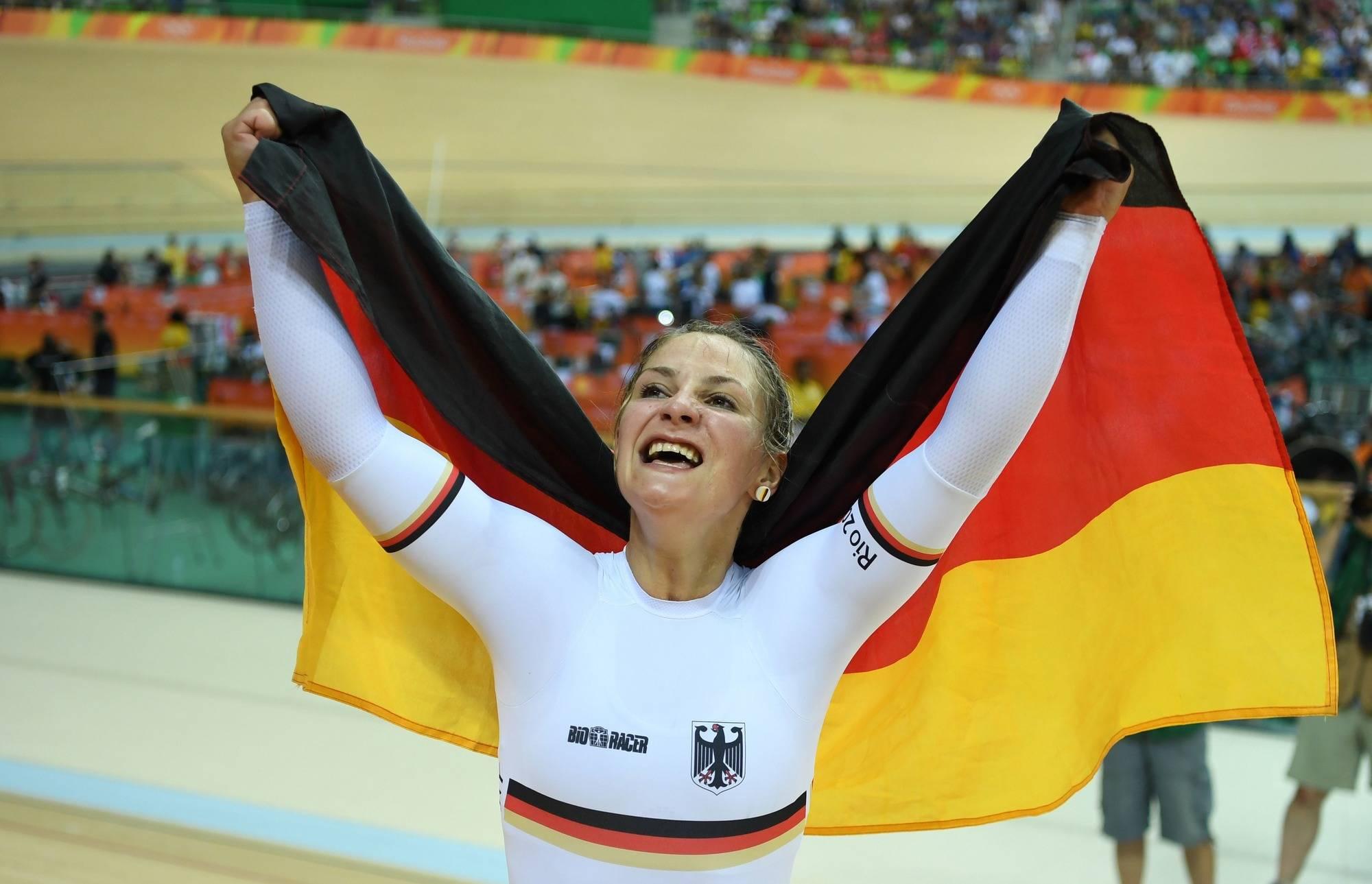 Kristina Vogel Tot