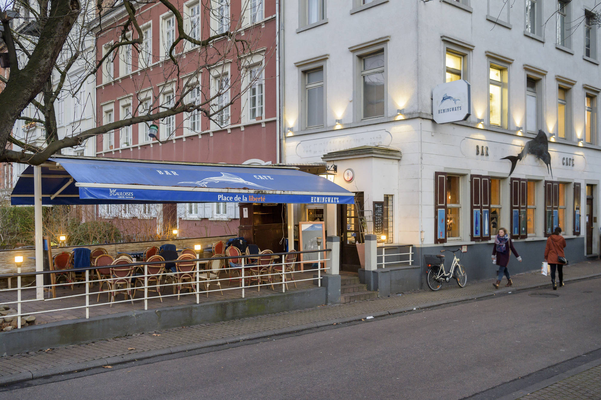 Hemingway Heidelberg