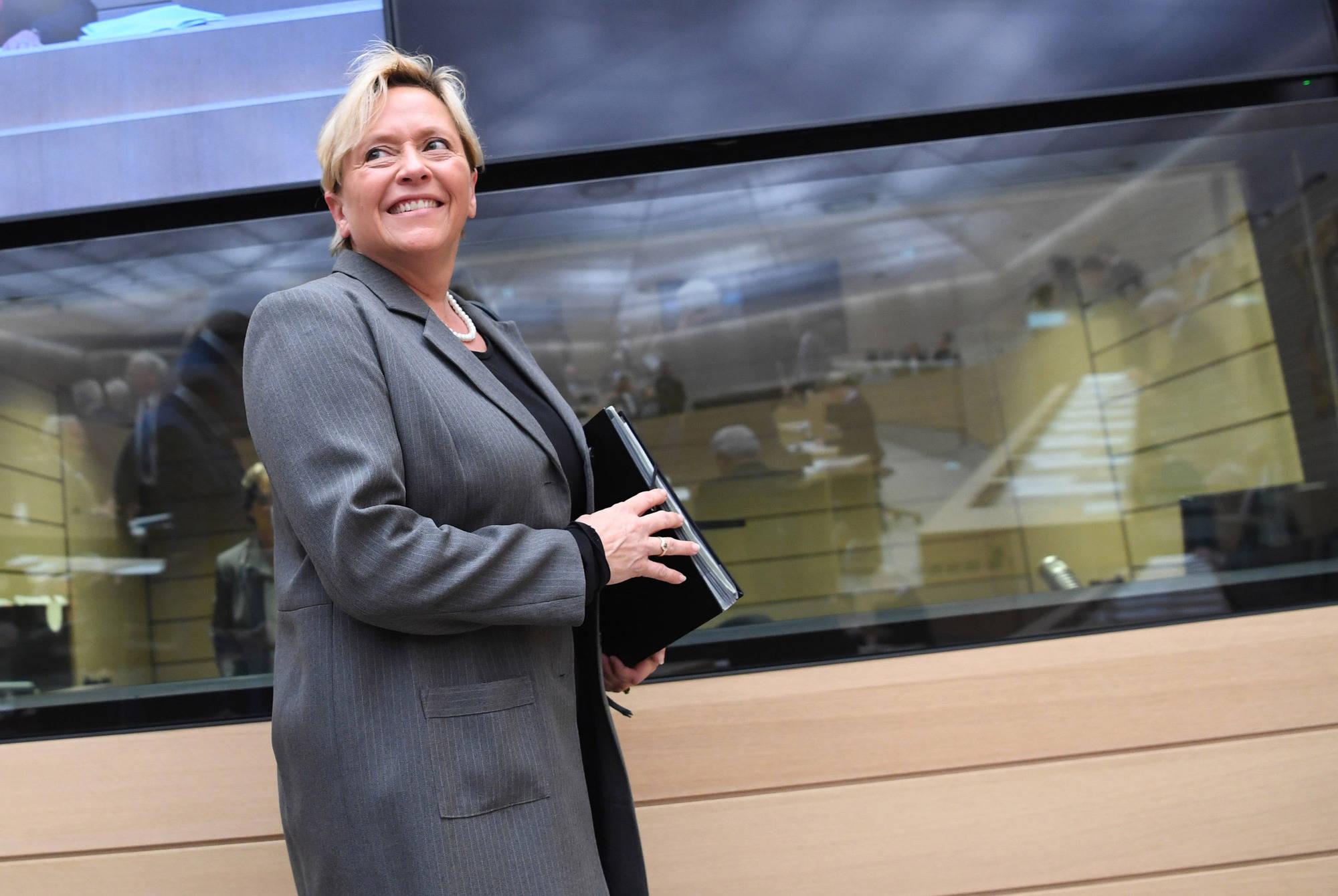 Susanne Eisenmann Die Eiserne Lady Im Kultusministerium Südwest